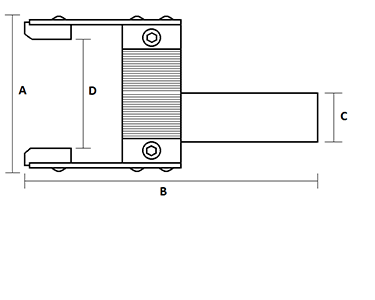 Barpuller - Square Shank